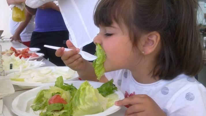 Nutrición para tus hijos